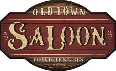 Saloon Old Town