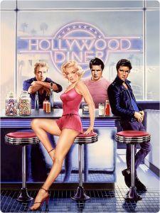 Hollywood Diner - Marilyn - Elvis - James - Marlon