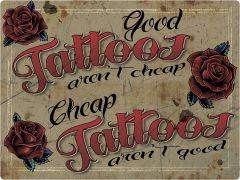 Good Tattoos - Cheap Tattoos - rust