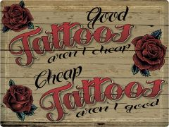 Good Tattoos - Cheap Tattoos - woodlook