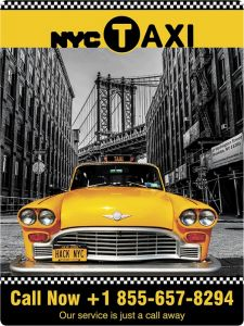 New York Taxi Brooklyn