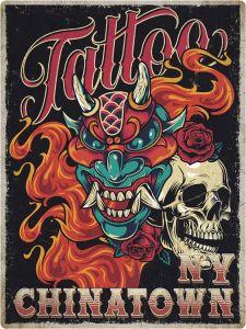 Tattoo NY Chinatown