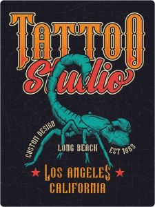 Tattoo Studio Scorpion