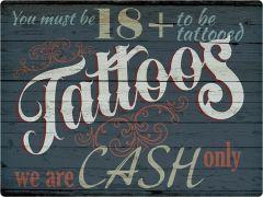 Tattoos 18+