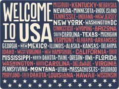 Welcome to USA - XL
