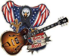 USA Eagle Rock Roll