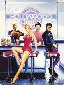 Hollywood Diner XL