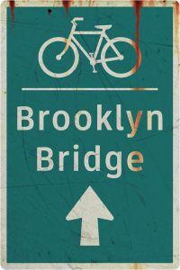 Bike Brooklyn Bridge