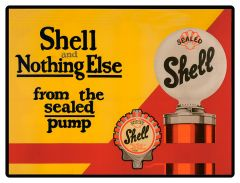 Shell - From the Sealed Pump