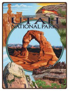 Utah - Collage