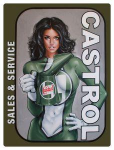 Castrol - Sales Service