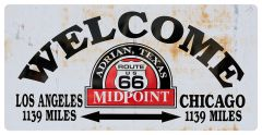 Route 66 - Midpoint Adrian