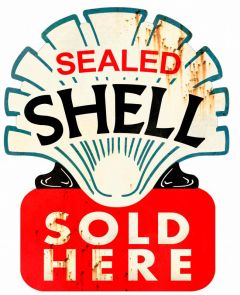 Sealed Shell - Sold Here
