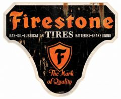 Firestone Tyres - black XL