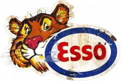 Esso Tiger XL