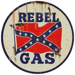 Rebel Gas round - XL