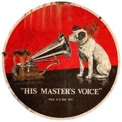 His Masters Voice - HMV - XL