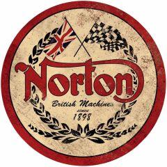 Norton - round