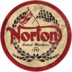 Norton - round - XL