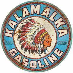 Kalamalka Gasoline - Rust
