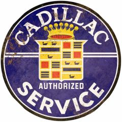 Cadillac Service - Crown - XL