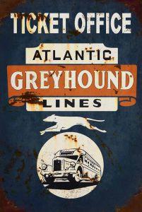 Greyhound Ticket Office