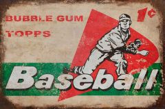 Bubble Gum - Baseball