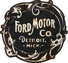 Ford Motor - black