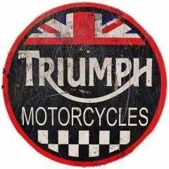 Triumph Motorcycles - round