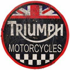 Triumph Motorcycles - round - XL