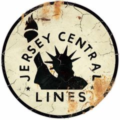 Jersey Central Lines - XL