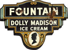 Dolly Madison Ice Cream Fountain