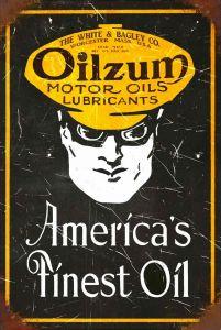 Oilzum - black