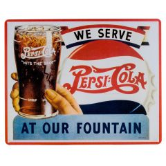 Pepsi Fountain