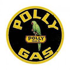 Polly Gas - round