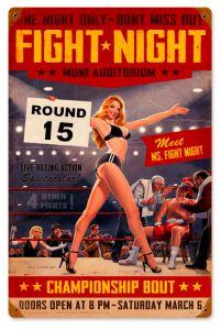 Fight Night - XXL