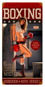 Boxing - XXL