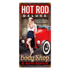 Body Shop - Hot Rod