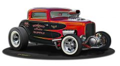 1932 Blown Street Rod