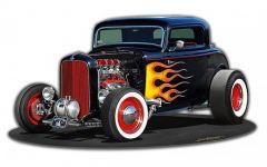 1932 Deuce Coupe