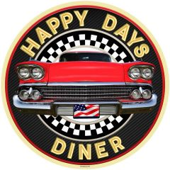 Happy Days Diner - medium - 3D