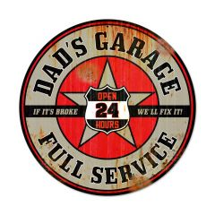 Dad's Garage - Full Service