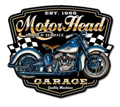 Motorhead Garage Bike