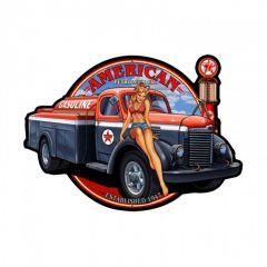 American Petroleum Girl