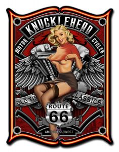 Knucklehead - Route 66