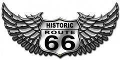 Route 66 - Bike Wings