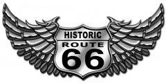 Route 66 - Bike Wings - XXL