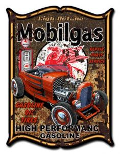 Mobilgas - Hot Rod