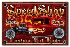 Speed Shop - XXL