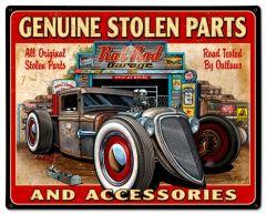 Genuine Stolen Parts - XXL